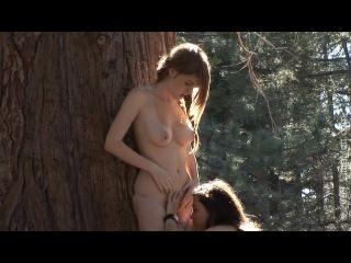 секс в лесу