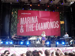 Marina and The Diamonds (������ ����� '11)